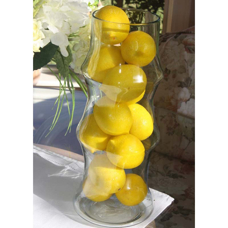 Artificial Natural Lemons 16 Pack
