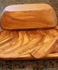 Olive Wood / Dish Server