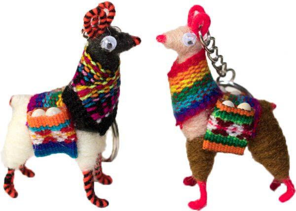 llama scarf A